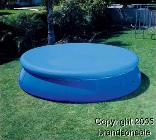INTEX 12' Easy Set Swimming Pool Debris Cover Tarp | 58919E (Pool Debris Cover)