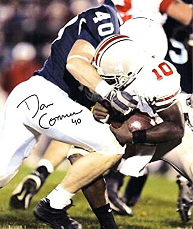 f0bb1738374 Image Unavailable. Image not available for. Color: Signed Dan Connor Penn  State - Certified Autograph