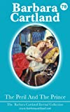 Front cover for the book The Peril and the Prince by Barbara Cartland