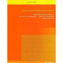 Agricultural Economics by H. Evan Drummond Ph.D. (2013-11-01)