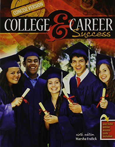 College and Career Success Concise Version - PAK