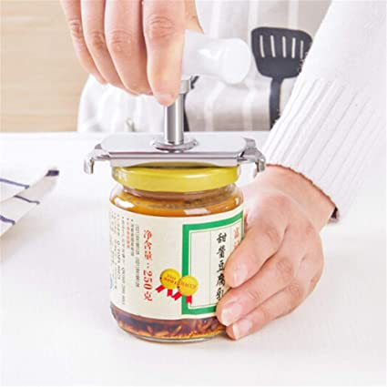 Compra Havanadd Abrelatas Profesional Abrelatas Antideslizante de Acero Inoxidable Abrelatas abrebotellas Universal - Abrelatas Manual de Cocina en Amazon. ...