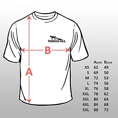 Terence Hill Bud Spencer T-Shirt - Puffin Marmelade (weiss): Amazon.de:  Bekleidung