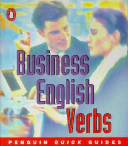 Download Business English: Verbs (Penguin Quick Guide) ebook