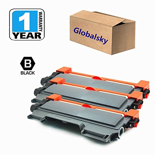 Globalsky NEW compatible Brother TN450 Toner Cartridge 3 Pack