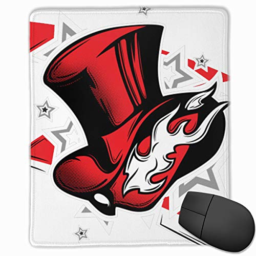 Phantom Thieves Comfortable Mouse Pad with Stitched Edge