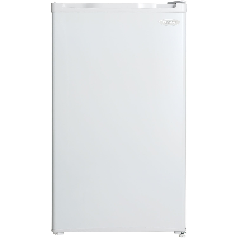 Danby DCR032C1WDB Compact Refrigerator, 3.2 Cubic Feet, White