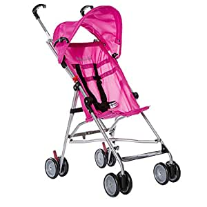 Amazon.com : Dream On Me Vogue Stroller, Pink, 13 Pound : Baby