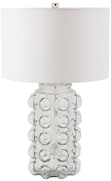 Dimond Lighting Bubble Table Lamp, Clear