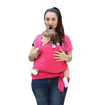 Amazon Com Baby Wrap Carrier Breastfeeding Nursing Cover Baby