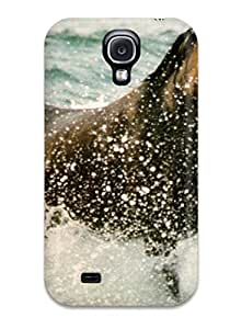 Snap-on Excellent Horse Case Cover Skin Compatible With Galaxy S4