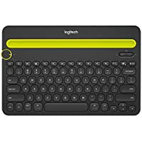 Deals on Logitech K480 Bluetooth Multidevice Keyboard