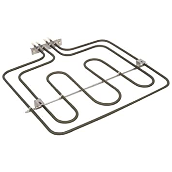 Spares2go Doble Horno Parrilla Elemento para Electrolux ...