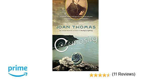 Curiosity: Joan Thomas: 9780771084188: Books - Amazon ca