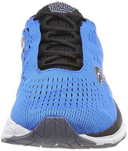 Saucony Jazz 20, Scarpe Running Uomo Blu (Blue/Black 2)