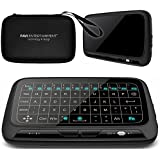 FAVI FE05 Multi-Touch Pocket Keyboard Mouse and Travel Case, Backlit (2018)