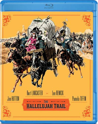 The Hallelujah Trail [Blu-ray] - http://coolthings.us