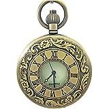 Gratitude Designer Pocket Watch Vintage Clock Metallic Keychain/Key chain/Keyring/Key Ring