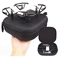 Hensych Przenośna pokrowiec mała podróżna torba do przechowywania pokrowiec ochronny na drona Tello i akcesoria