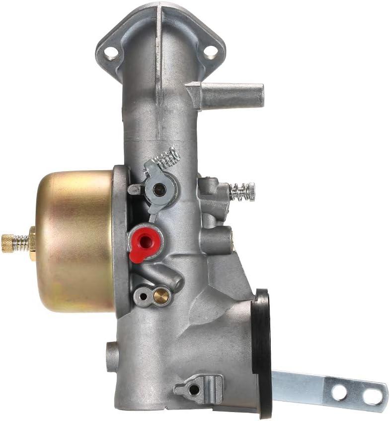 KKmoon Nouveau Carburateur avec Joint pour Briggs /& Stratton 491031 490499 491026 281707 12HP Moteur Carb