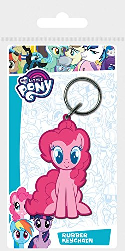 Amazon.com : 1art1 My Little Pony Keychain Keyring for Fans ...