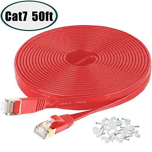 Cable Red Cat7 10GBPS 600MHZ 1x15mt MATEIN -7L5K9RPR