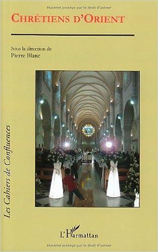 Chrétiens d'Orient pdf, epub