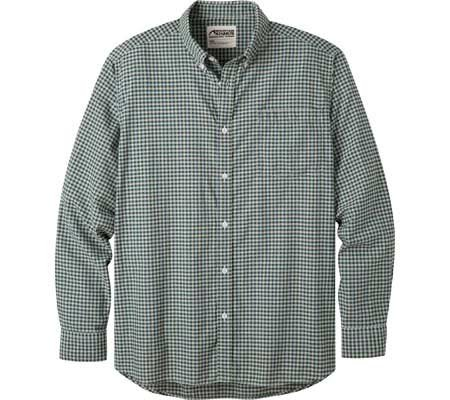 Mountain Khakis Spalding Gingham Long Sleeve Shirt