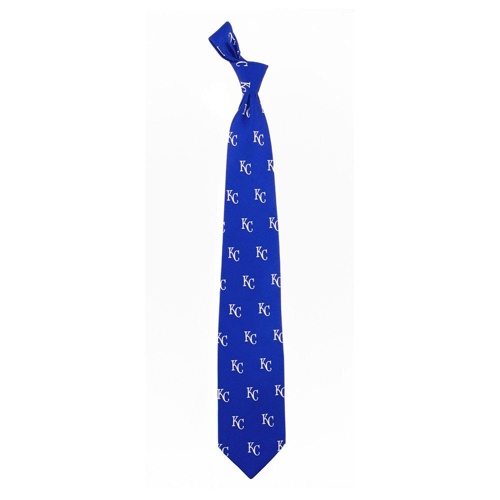 Kansas City Royals Prep Silk Necktie