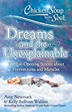 img - for Chicken Soup for the Soul: Dreams and the Unexplainable: 101 Eye-Opening Stories about Premonitions and Miracles book / textbook / text book