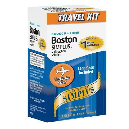 Boston SIMPLUS Multi-Action Solution Travel Kit 1 oz