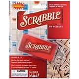 Mini Scrabble Keychain