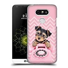Official Studio Pets Mini Moshi Patterns Hard Back Case for LG G4 Beat / G4s / G4 s / H735