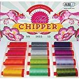 Aurifil Mako Thread Assortment - Tula Pink - Chipper