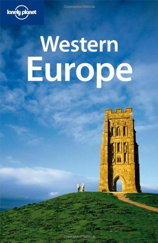 Lonely Planet Western Europe (Multi Country Travel Guide)
