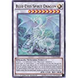 Yu-Gi-Oh! - Blue-Eyes Spirit Dragon (CT13-EN009) - 2016 Mega-Tins - Limited Edition - Ultra Rare by Yu-Gi-Oh!