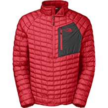 The North Face Thermoball Pullover Mens TNF Red M