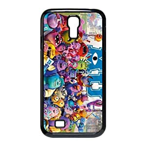 monsters university Samsung Galaxy S4 9500 Cell Phone Case Black Customized Toy pxf005-3726257