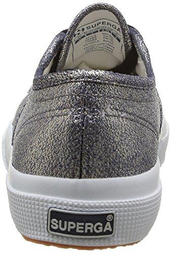 Lamew Zapatos mujer Grau Superga 2750 S980 Grey para lona de S001820 7TU5xF