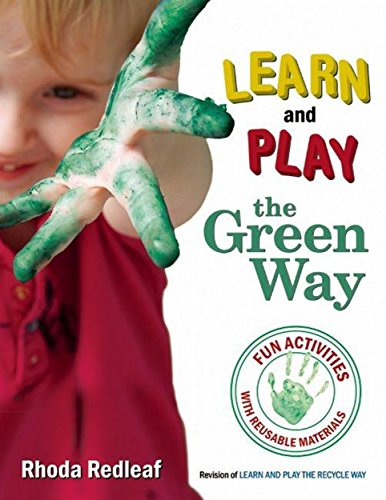 Reusable Manual - Learn and Play the Green Way: Fun Activities with Reusable Materials