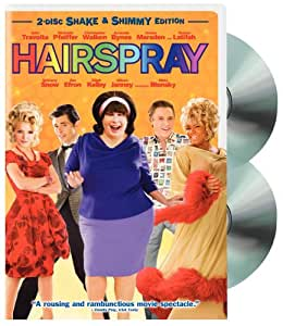 Hairspray (2-Disc Shake & Shimmy Edition)