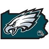 Kyпить NFL Philadelphia Eagles Home State Decal, 5