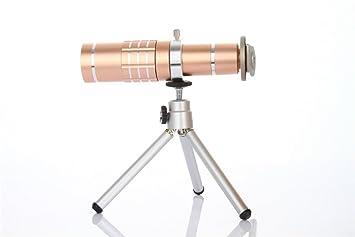 Homjo 18x optisches zoom teleskop handy objektiv für apple mit mini