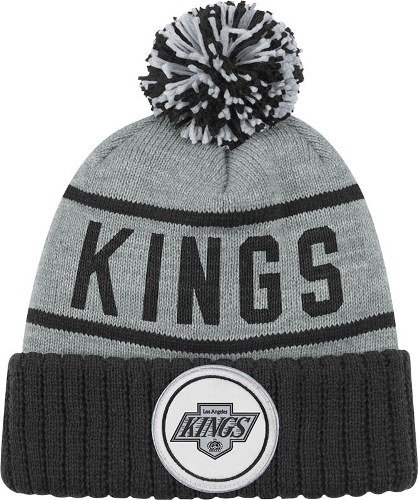 Mitchell and Ness Multi Team Color NHL Knit Pom Beanies, 7KINGS