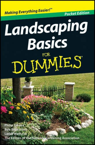 Download pdf landscaping basics for dummies good ebooks for Landscaping for dummies