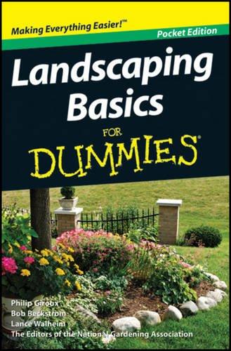 download pdf landscaping basics for dummies good ebooks