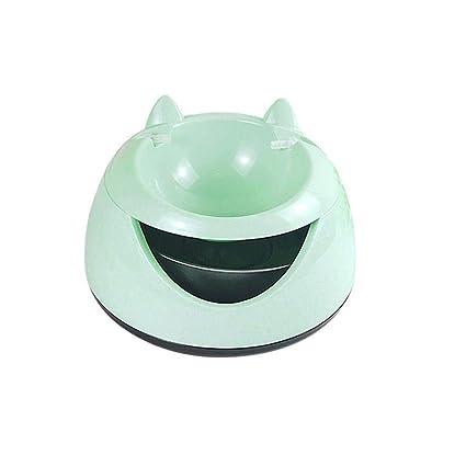 Amazon.com: Liyanan Pet Fountain Cat Water Dispenser - 1.5L ...