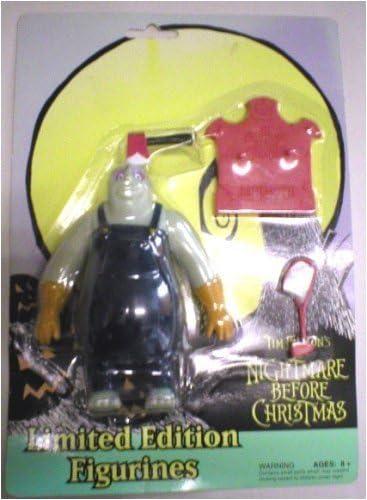 NECA Nightmare Before Christmas Bendable The Mayor Figure