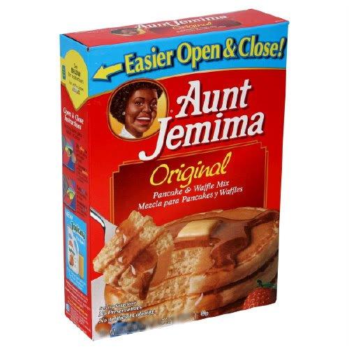 Aunt Jemima Original Pankcake Mix, 16 oz (Pack of 6)