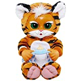 Animal Babies Deluxe Baby Tiger Plush